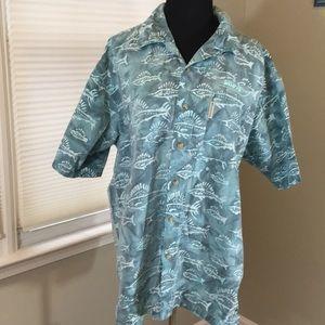 Boston Whaler Columbia shirt